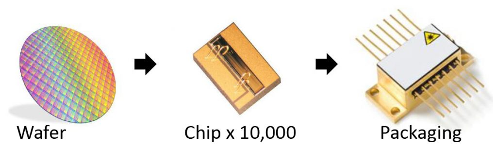RM Wafer To Chip
