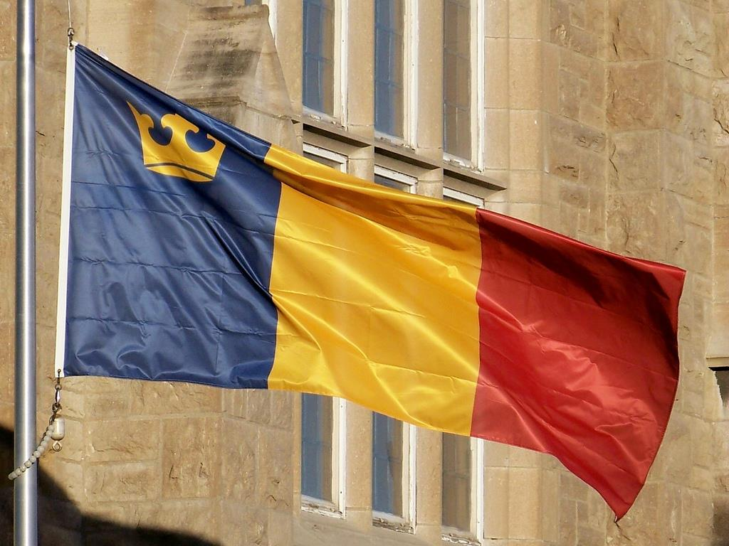 QueensU-Flag